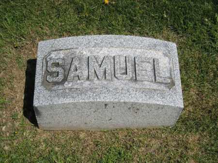 MAXWELL, SAMUEL - Holmes County, Ohio   SAMUEL MAXWELL - Ohio Gravestone Photos
