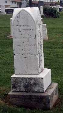 MAXWELL, THOMAS BRECKENRIDGE - Holmes County, Ohio | THOMAS BRECKENRIDGE MAXWELL - Ohio Gravestone Photos