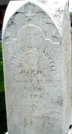 MCCONNELL, SAMUEL - Holmes County, Ohio   SAMUEL MCCONNELL - Ohio Gravestone Photos