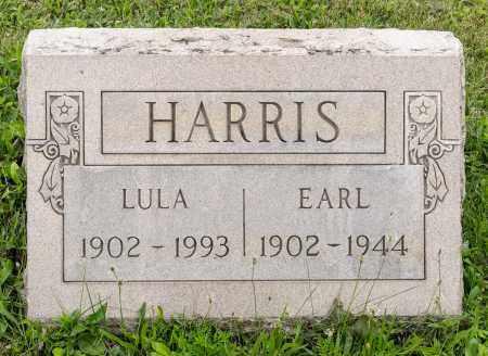 HARRIS, EARL - Holmes County, Ohio | EARL HARRIS - Ohio Gravestone Photos
