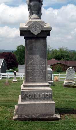 SHERLOCK MCCULLOCH, EMMA - Holmes County, Ohio   EMMA SHERLOCK MCCULLOCH - Ohio Gravestone Photos