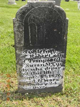 MCCURDY, ROBERT - Holmes County, Ohio | ROBERT MCCURDY - Ohio Gravestone Photos