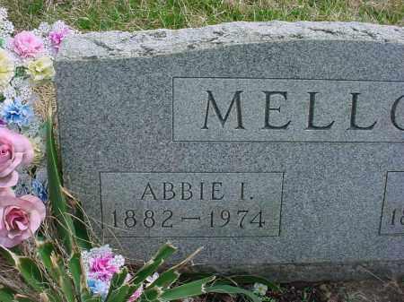ROBY MELLOR, ABBIE I - Holmes County, Ohio | ABBIE I ROBY MELLOR - Ohio Gravestone Photos