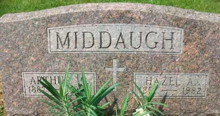 MIDDAUGH, HAZEL A. - Holmes County, Ohio   HAZEL A. MIDDAUGH - Ohio Gravestone Photos