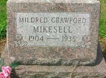 MIKESELL, MILDRED - Holmes County, Ohio | MILDRED MIKESELL - Ohio Gravestone Photos