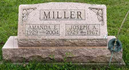 ERB MILLER, AMANDA - Holmes County, Ohio | AMANDA ERB MILLER - Ohio Gravestone Photos