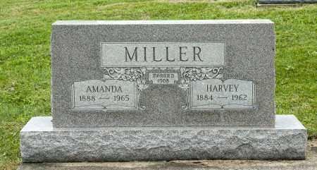 MILLER, AMANDA - Holmes County, Ohio | AMANDA MILLER - Ohio Gravestone Photos