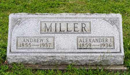 MILLER, ALEXANDER I. - Holmes County, Ohio   ALEXANDER I. MILLER - Ohio Gravestone Photos
