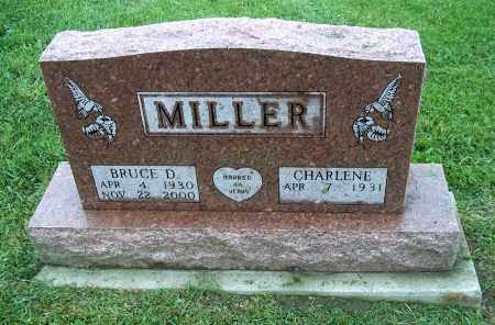 MILLER, BRUCE D. - Holmes County, Ohio | BRUCE D. MILLER - Ohio Gravestone Photos