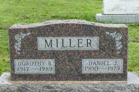 MILLER, DOROTHY B. - Holmes County, Ohio | DOROTHY B. MILLER - Ohio Gravestone Photos