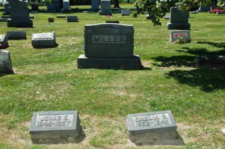 MILLER, EMELIA SOPHIA - Holmes County, Ohio | EMELIA SOPHIA MILLER - Ohio Gravestone Photos