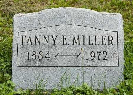 GERBER MILLER, FANNY E. - Holmes County, Ohio | FANNY E. GERBER MILLER - Ohio Gravestone Photos