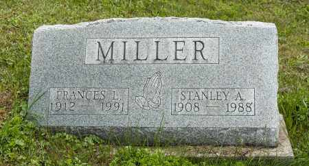 GALL MILLER, FRANCES L. - Holmes County, Ohio | FRANCES L. GALL MILLER - Ohio Gravestone Photos