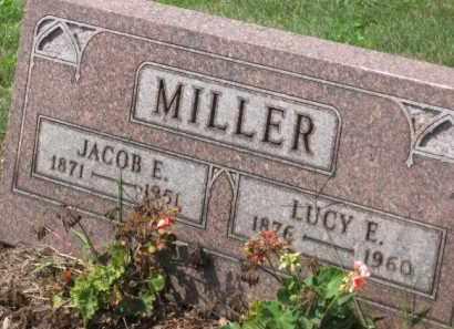 MILLER, JACOB E. - Holmes County, Ohio | JACOB E. MILLER - Ohio Gravestone Photos