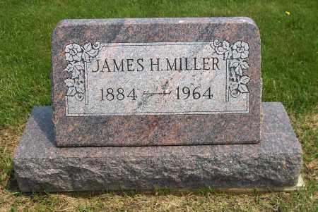 MILLER, JAMES H - Holmes County, Ohio   JAMES H MILLER - Ohio Gravestone Photos