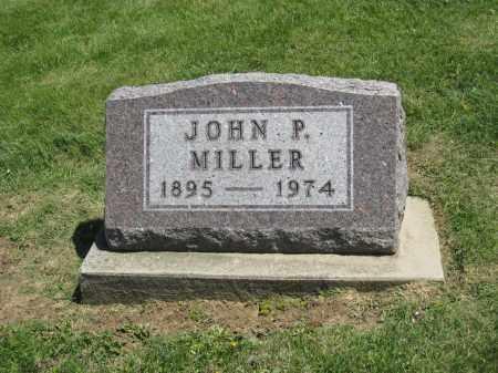 MILLER, JOHN P. - Holmes County, Ohio | JOHN P. MILLER - Ohio Gravestone Photos