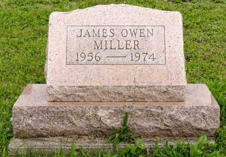 MILLER, JAMES OWEN - Holmes County, Ohio | JAMES OWEN MILLER - Ohio Gravestone Photos