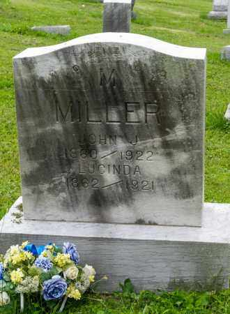 MILLER, LUCINDA - Holmes County, Ohio   LUCINDA MILLER - Ohio Gravestone Photos
