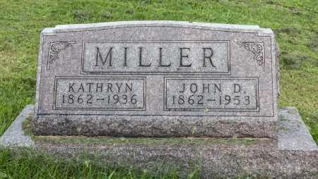 MILLER, KATHRYN - Holmes County, Ohio | KATHRYN MILLER - Ohio Gravestone Photos