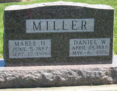 MILLER, MABEL H - Holmes County, Ohio | MABEL H MILLER - Ohio Gravestone Photos