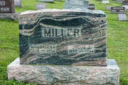 MILLER, MAGDALENA - Holmes County, Ohio | MAGDALENA MILLER - Ohio Gravestone Photos