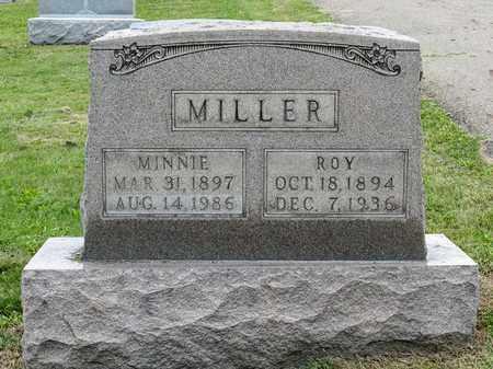 MILLER, MINNIE - Holmes County, Ohio | MINNIE MILLER - Ohio Gravestone Photos