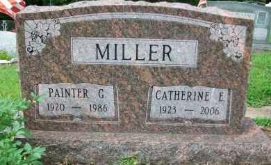 MILLER, PAINTER G. - Holmes County, Ohio | PAINTER G. MILLER - Ohio Gravestone Photos