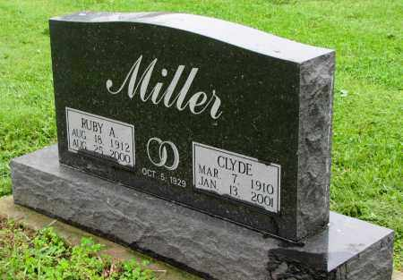 MILLER, CLYDE - Holmes County, Ohio | CLYDE MILLER - Ohio Gravestone Photos