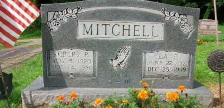 MITCHELL, ROBERT R. - Holmes County, Ohio | ROBERT R. MITCHELL - Ohio Gravestone Photos