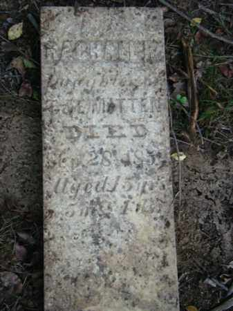 MITTEN, RACHAEL R. - Holmes County, Ohio   RACHAEL R. MITTEN - Ohio Gravestone Photos