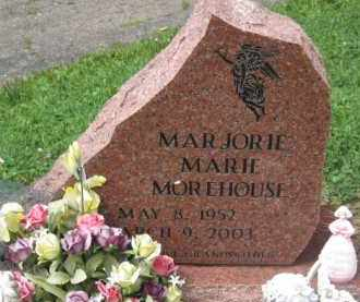 MOREHOUSE, MARJORIE MARIE - Holmes County, Ohio | MARJORIE MARIE MOREHOUSE - Ohio Gravestone Photos