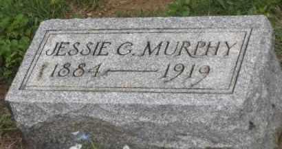 MURPHY, JESSIE C - Holmes County, Ohio   JESSIE C MURPHY - Ohio Gravestone Photos