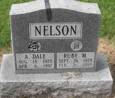 NELSON, A. DALE - Holmes County, Ohio | A. DALE NELSON - Ohio Gravestone Photos