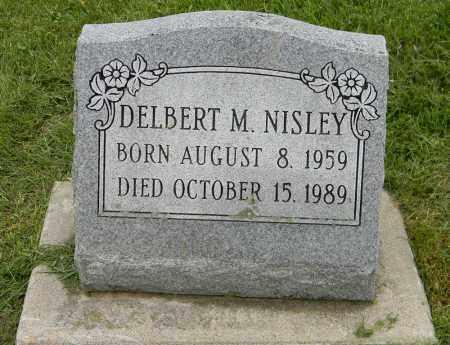 NISLEY, DELBERT M. - Holmes County, Ohio | DELBERT M. NISLEY - Ohio Gravestone Photos