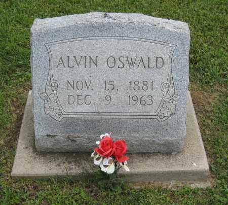 OSWALD, ALVIN - Holmes County, Ohio   ALVIN OSWALD - Ohio Gravestone Photos