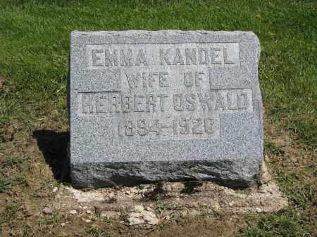 OSWALD, HERBERT - Holmes County, Ohio   HERBERT OSWALD - Ohio Gravestone Photos