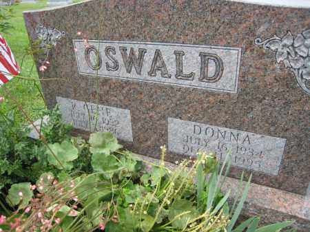 OSWALD, R GENE - Holmes County, Ohio   R GENE OSWALD - Ohio Gravestone Photos