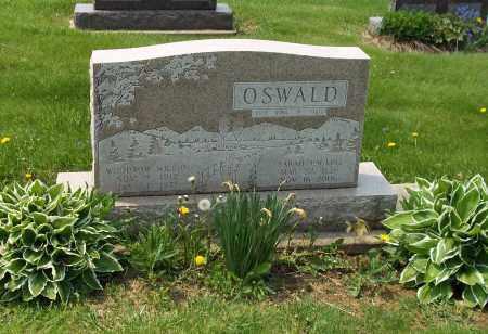 OSWALD, WOODROW WILSON - Holmes County, Ohio   WOODROW WILSON OSWALD - Ohio Gravestone Photos
