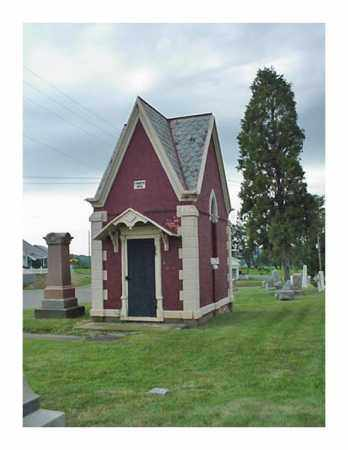 PAINTER, MAUSOLEUM - Holmes County, Ohio | MAUSOLEUM PAINTER - Ohio Gravestone Photos