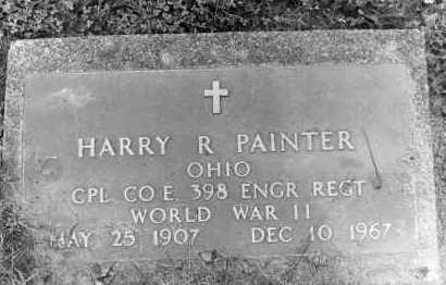 PAINTER, HARRY R. - Holmes County, Ohio | HARRY R. PAINTER - Ohio Gravestone Photos