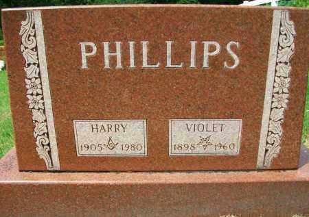 PHILLIPS, HARRY - Holmes County, Ohio | HARRY PHILLIPS - Ohio Gravestone Photos
