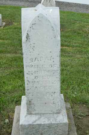 REED, JOHN - Holmes County, Ohio | JOHN REED - Ohio Gravestone Photos