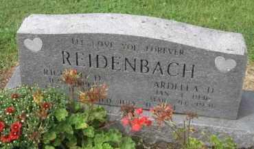 REIDENBACH, RICHARD D. - Holmes County, Ohio | RICHARD D. REIDENBACH - Ohio Gravestone Photos