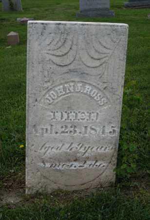 ROSS, JOHN J - Holmes County, Ohio   JOHN J ROSS - Ohio Gravestone Photos