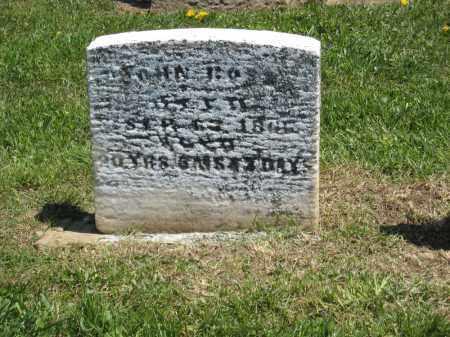 ROSS, JOHN - Holmes County, Ohio | JOHN ROSS - Ohio Gravestone Photos