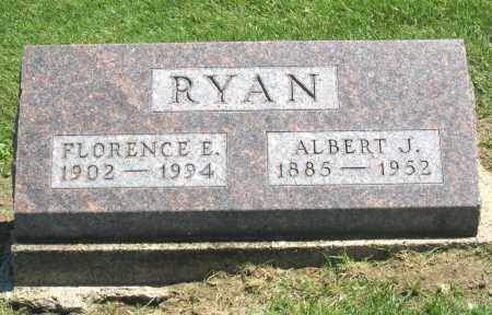 RYAN, ALBERT J. - Holmes County, Ohio | ALBERT J. RYAN - Ohio Gravestone Photos
