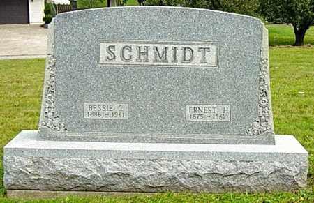 SCHMIDT, ERNEST H. - Holmes County, Ohio   ERNEST H. SCHMIDT - Ohio Gravestone Photos