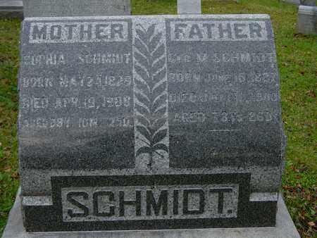 SCHMIDT, GEORGE MICHAEL - Holmes County, Ohio   GEORGE MICHAEL SCHMIDT - Ohio Gravestone Photos