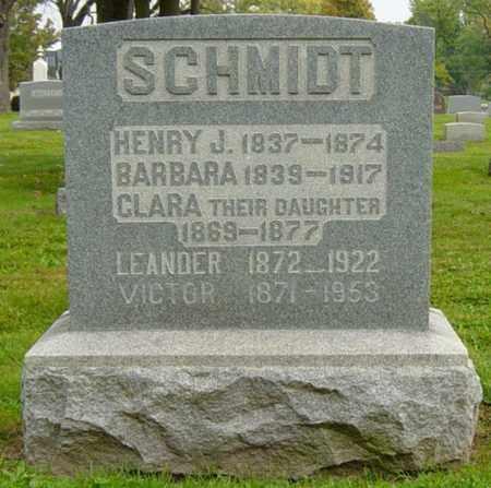 SCHMIDT, CLARA - Holmes County, Ohio | CLARA SCHMIDT - Ohio Gravestone Photos