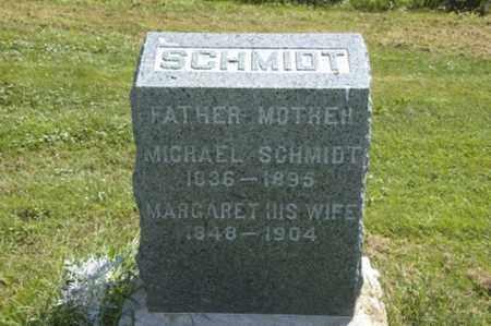 SCHMIDT, MARGARET - Holmes County, Ohio | MARGARET SCHMIDT - Ohio Gravestone Photos
